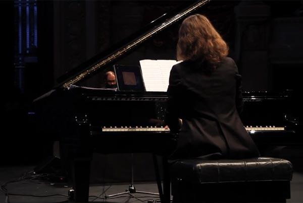 Murcof & Vanessa Wagner – Opéra de Rennes