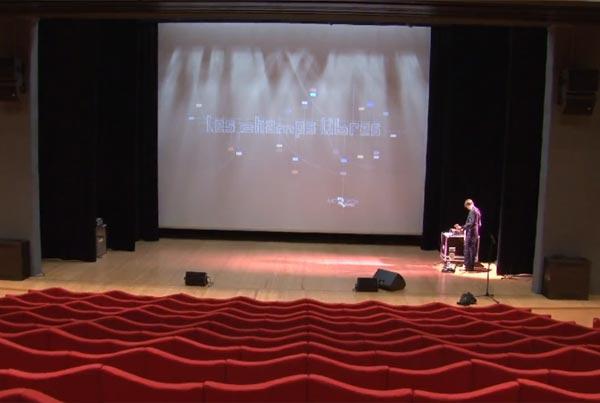 Ciné-concert Duel par Mellano