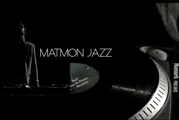 Matmon Jazz – Dust