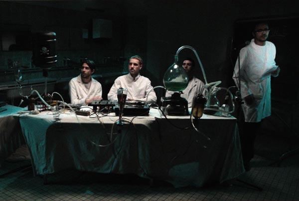 Micronologie – Tubes à essais