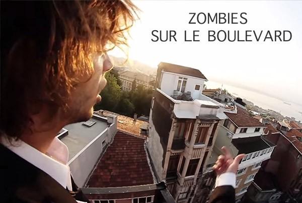 Saf - Zombies sur le boulevard
