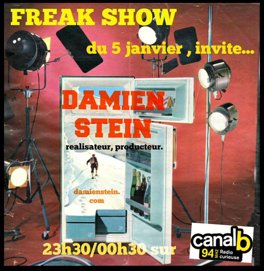 Interview Canal B - Freak Show